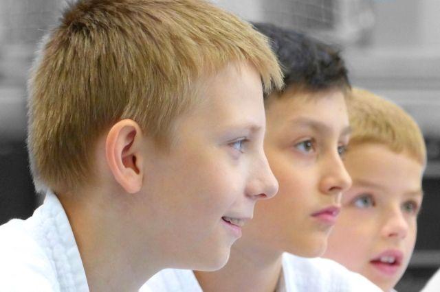 Karate dla dzieci Warszawa Ursynów Mokotów