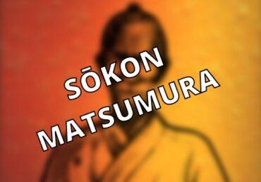 """SOKON """"BUSHI"""" MATSUMURA"""