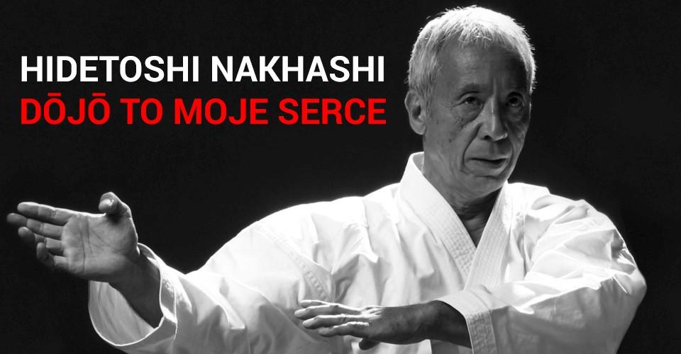 Kyoshi Hidetoshi Nakahashi Karate Do Shito Ryu